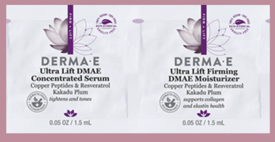 Free Sample of Dermae Firm and Lift Serum and Moisturizer Duo