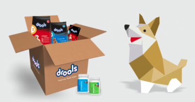 Free Sample of Drools Real Nutrition for Dogs