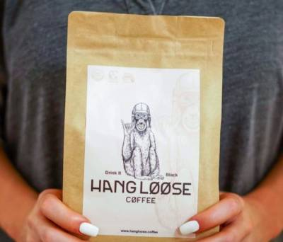 Free Sample of Hang Loose Coffee