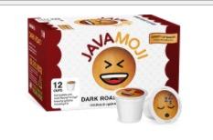 Free Sample of Java Moji Dark Roast