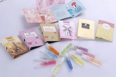 Free Sample of JIAUTING Perfume Mini