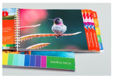 Free Sample Kit from Greenerprinter