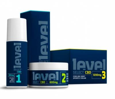 FREE sample of Level Select Sports Cream