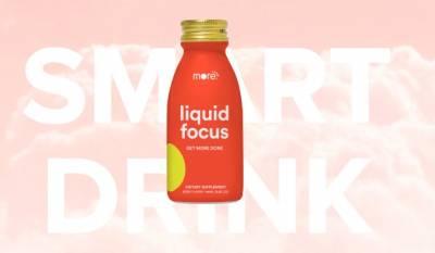 Free Sample of Liquid Focus Drink