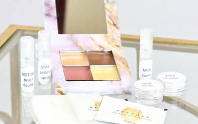 Free Sample of Make Up Products from chelsealewis.com