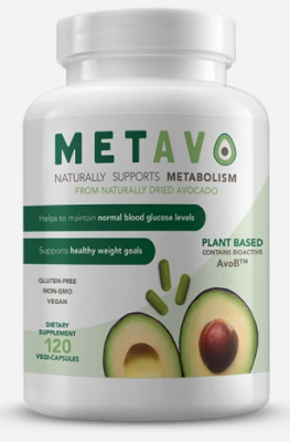 Free Sample of Metavo Dietary Supplement