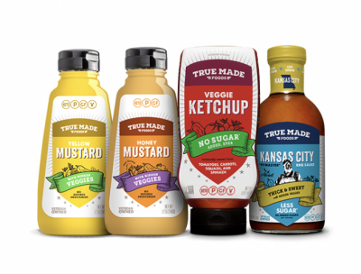 Free sample pack of True Made Foods Condiments!