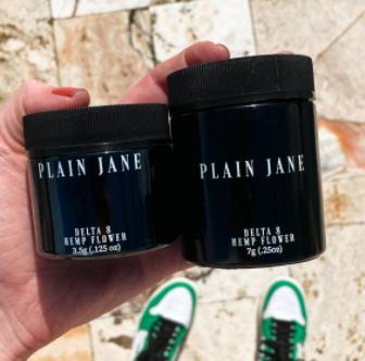 Free Sample of Plain Jane