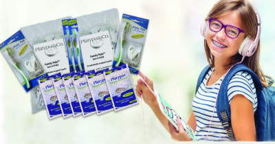 Free Sample of platypus Oral Care