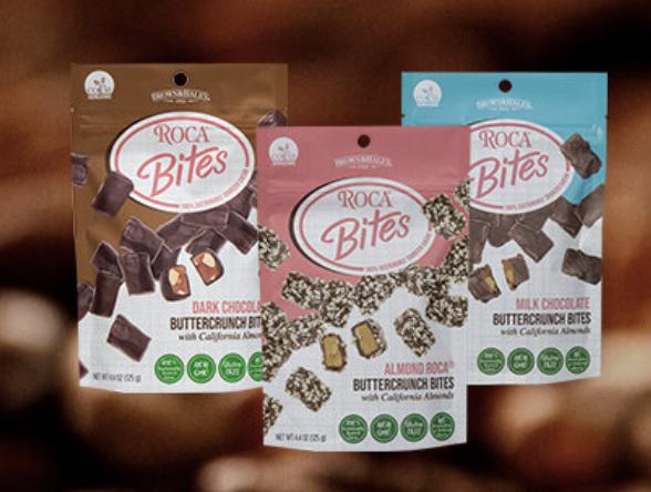 Free Sample of ROCA® Bites Snacks