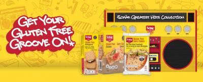 free sample of Schär's Gluten Free Crackers