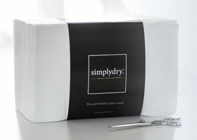 Free Sample of Simply Dry Towels