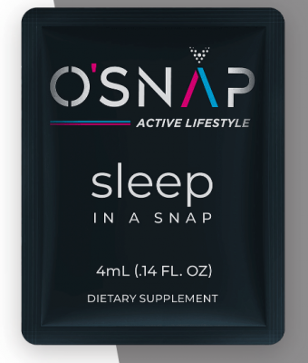 FREE Sample of SLEEP IN A SNAP