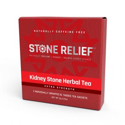 Free Sample of Stone Relief Herbal Tea