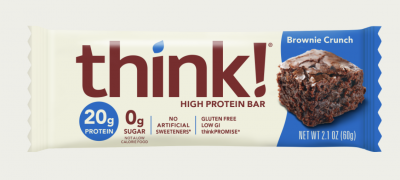 Free Sample of Think High Protein Bar