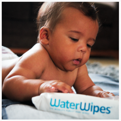 Free Sample of Water Wipes Baby Wipes