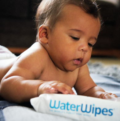 Free Sample of Water Wipes
