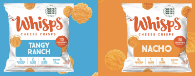 Free Sample of Whisps Cheese Crisps