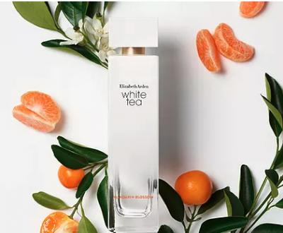 Free Sample of White Tea Mandarin Blossom
