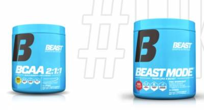 Free Samples from Beast Sports