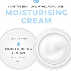 Sign up: Free Samples of Edoras Skincare
