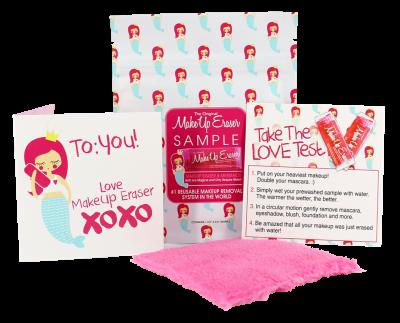 Free Samples from Makeup Eraser