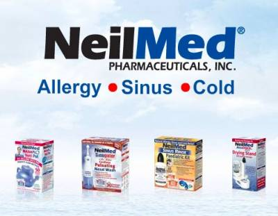 Free Samples from NeilMed nasal and sinus irrigation