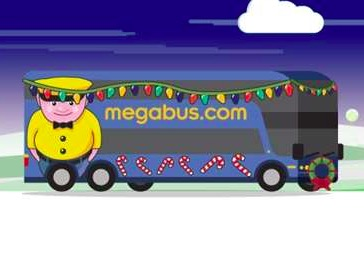 Free Seats on Mega Bus