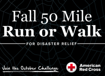 Free Shoelaces from American Red Cross