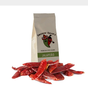 Sign up: Free Smoked Jalapenos & Smoked Garlic Spice