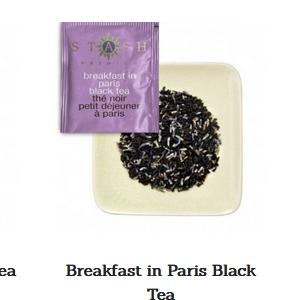 Contact: Free  Stash Tea Samples