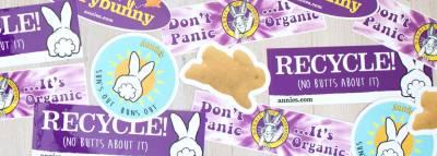 Free Sticker from Annie's