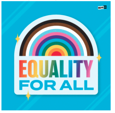 Free Sticker - Equality for All