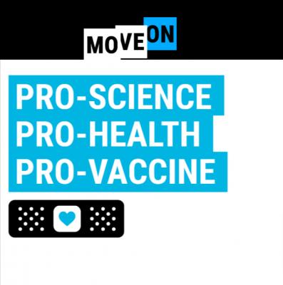 Free Sticker - Pro-Science, Pro-Health, Pro-Vaccine