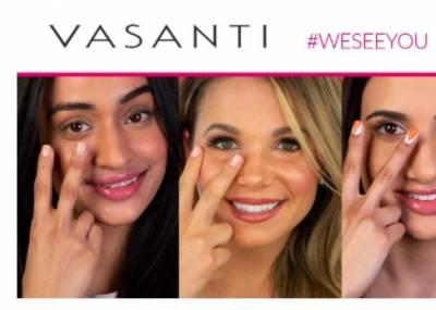 Free Stuff from vasanti cosmetics