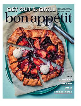 Free Subscription to Bon Appétit Magazine!