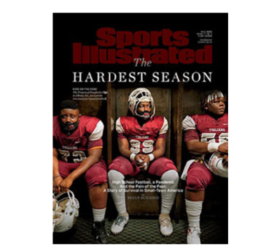 Free Subscription to Sports Illustrated!