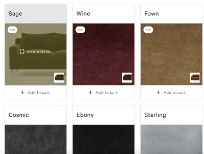 Free Swatches from Interior Define