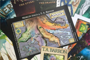 FREE T.A. Barron Gift Box for Educators