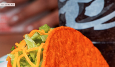 Free Tacos To Vaccinated Californians On June 15