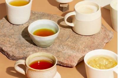 Free Tea at Davids Tea on Sept 21, 2019