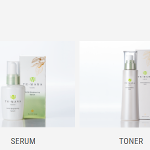 Women: Free TeMana Skincare Sample