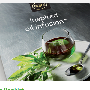 Request Free Tuscan Oil Recipe Booklet