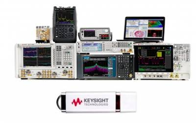 Free USB drive from KeySight Technologies