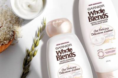Request Free Whole Blends Oat Delicacy Shampoo & Conditioner