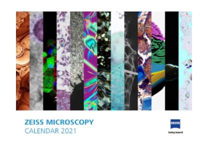 Free ZEISS 2021 Calendars
