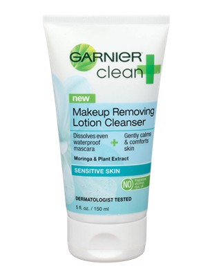 Garnier Lotion cleanser