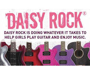 Free Goodie Bag From Daisy Rock