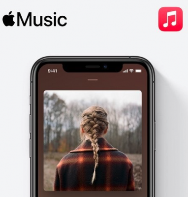 Free Apple Music for 6 months (new subscribers only)