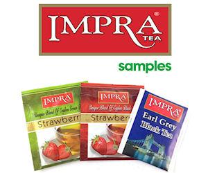 Tea Bag samples
